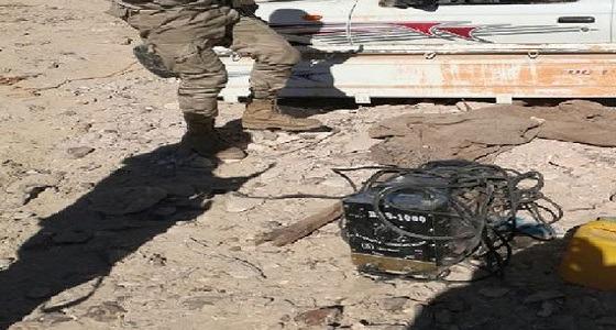 الجيش المصري يقضي على تكفيري شديد الخطورة وسط سيناء