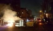 """بالفيديو.. هجوم عناصر الحرس الثوري على المتظاهرين في """" سنندج """""""