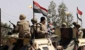 الجيش المصري يدمر 3 مخازن لإرهابيين  بشمال سيناء