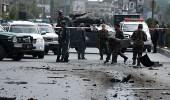 انفجار ضخم بالقرب من السفارات الأجنبية بكابول