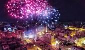 ساحة النجمة في بيروت تشهد احتفالات كبرى في بداية العام الجديد