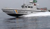 حرس الحدود ينقذ 7 بحارة تعرض قاربهم للاحتراق بالخفجي