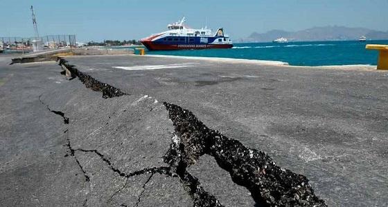 زلزال يضرب اليونان ويشعر به السكان في أثينا