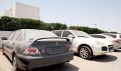 الحجز وغرامة 3 آلاف درهم على السيارت المهملة دون تنظيف بأبو ظبي