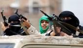 """بعد استنفاذ خزائن الأطفال المجندة.. """" الحوثي """" تتطرق لتجنيد النساء"""