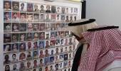 819 صورة للشهداء تجذب زوار مهرجان الملك عبدالعزيز للإبل