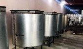 ضبط أكثر من 30 طن زيت زيتون في مستودع مخالف بحائل