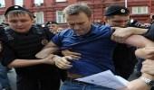 """الشرطة الروسية تفرج عن """" زعيم المعارضة """""""