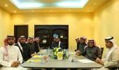 بالصور.. النصر يعقد أول اجتماع له بعد تشكيل المجلس