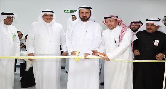 بالصور.. وزير الصحة يدشن عدة مشاريع بولادة مكة