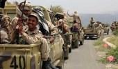 """"""" الشرعية """" تسيطر على صعدة باليمن"""
