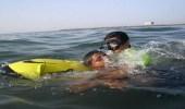 """بالفيديو..المبتعث السعودي """" المحيميد """" يروي قصة مخاطرته بحياته لإنقاذ استرالي من الغرق"""