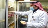 بالصور ..  حملات تفتيشية على منشآت الأغذية ببريدة
