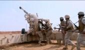 القوات السعودية المشتركة تستهدف مواقع جديدة للحوثيين