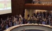 """بالفيديو.. """" وصلة رقص """" في اجتماع منظمة الصحة العالمية لإدراج الرياضة في القمة"""