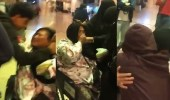 معلومات جديدة عن الخادمة التي ودعها جميع أفراد الأسرة بالمطار