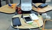 شحن الهواتف في الأماكن العامة تعرض بيانات الهاتف للخطر