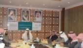 """بالصور.. """" تعليم القصيم """" تعقد اجتماع لجنة الاختبارات الدولية"""