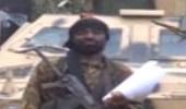 """ظهور زعيم """" بوكو حرام """" في مقطع فيديو"""
