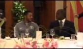 بالفيديو.. حفل عشاء للمنتخبات المشاركة في بطولة كأس آسيا تحت 23