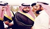 أمير جازان بالنيابة يستقبل المواطنين والمشايخ .. مساء اليوم