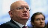 السفير الروسي بالأمم المتحدة : دعوا إيران تحل مشاكلها الداخلية بنفسها