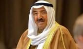 أمير الكويت يتلقى رسالة خطية من الرئيس الفرنسي