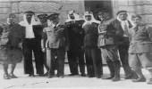 صور قديمة لعودة أول دفعة من طياري المملكة عام 1936
