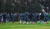 بالفيديو .. المنتخب الأولمبي يواصل تدريباته اليوم استعدادا لبطولة كأس آسيا