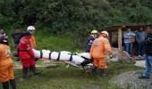 مصرع 13 شخصا في كولومبيا نتيجة انهيار أرضي