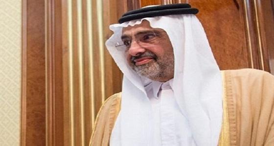 """الشيخ فهد آل ثاني يدافع عن """" عبدالله """" : يخاف من """" الحمدين """""""