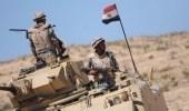 الجيش المصري يواصل تطهير سيناء من الإرهاب