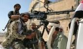 """الجيش اليمني يسيطر على جبال """" أم العظم """" بصعدة"""