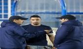 """"""" الدوسري """" يلتقي بفريق الهلال قبل مغادرته ناديه الجديد"""