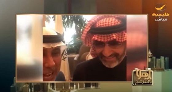 """بالفيديو.. الوليد بن طلال: علاقتي بالحكومة """" سمنة على عسل """""""