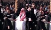 بالفيديو.. استقبال الشعراء للأميرة ريما بنت بندر في مهرجان ربيع أشيقر