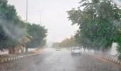 أمطار رعدية تضرب مرتفعات مكة.. غدا