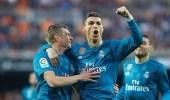 ريال مدريد يحقق سجلًا مثاليًا أمام ليفانتي