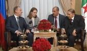 شاهد.. ظهور الرئيس الجزائري بعد شائعة تدهور حالته الصحية