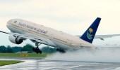 هبوط طائرة سعودية بمطار القاهرة لإنقاذ مواطن تعرض لأزمة قلبية
