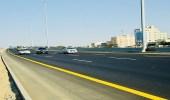""""""" إمارة مكة """" تعلن افتتاح جسر تقاطع بريمان"""