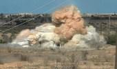 الجيش المصري الثاني يقضي على تكفيريين ويدمر نفقا بشمال سيناء