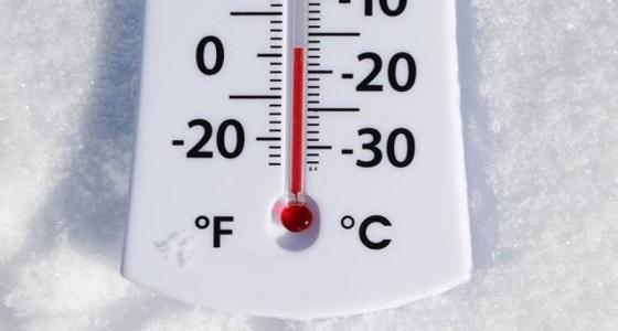 """منذ 26 عاما.. الرياض تسجل """" صفر """" في درجة الحرارة"""