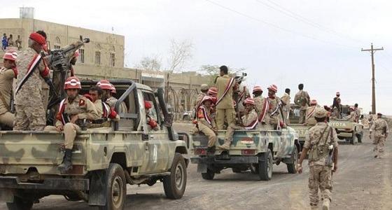 الجيش اليمني يأسر 52 عنصرا من المليشيا الموالية لإيران