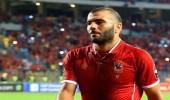 مهاجم النادي الأهلي المصري يوقع عقود انتقاله للتعاون