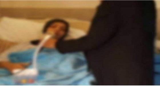 رجل يطعن زوجته بسبب غسل الصحون