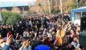 الاتحاد الأوروبي يعرب عن أسفه لسقوط العديد من الضحايا في مظاهرات إيران