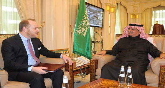 وكيل وزارة الداخلية يستقبل نائب البعثة في السفارة الأمريكية