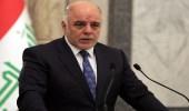 العبادي يؤكد استمرار الجهود الأمنية لمطاردة الإرهابيين في العراق