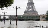 باريس تغرق.. وفيضانات نهر السين تصل إلى أكثر من 5 أمتار